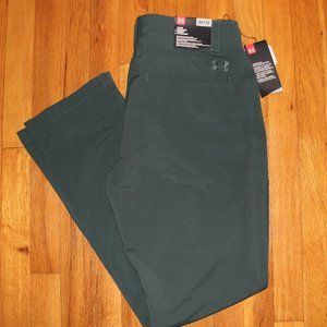 Under Armour Tapered Match Play Golf Pants 34x32